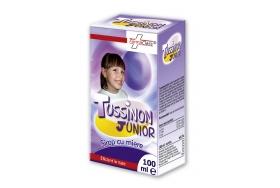 Tussinon Junior syrup