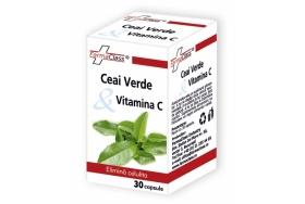 Green tea & Vitamin C